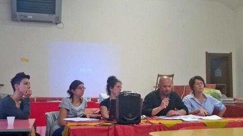 I Rappresentanti del Comitato Genitori di San Martino Olearo