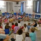 I bambini di prima e seconda elementare