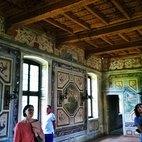 Il Salone d'Onore del Castello Borromeo