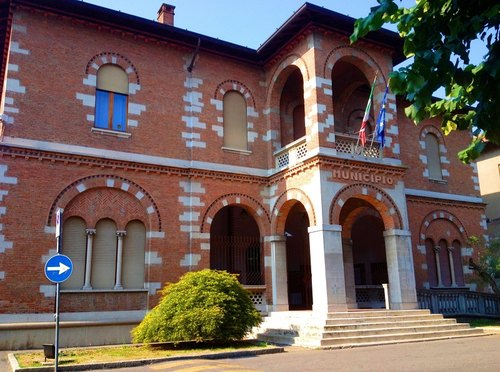 Il Municipio di Paullo