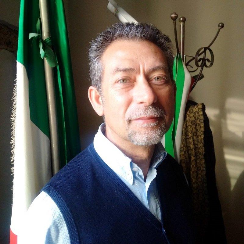 Il Sindaco Claudio Veneziano