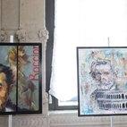 Ritratto di Umberto Boccioni e Giuseppe Verdi