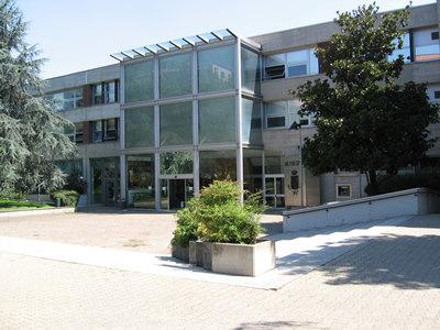 Il municipio di San Donato Milanese