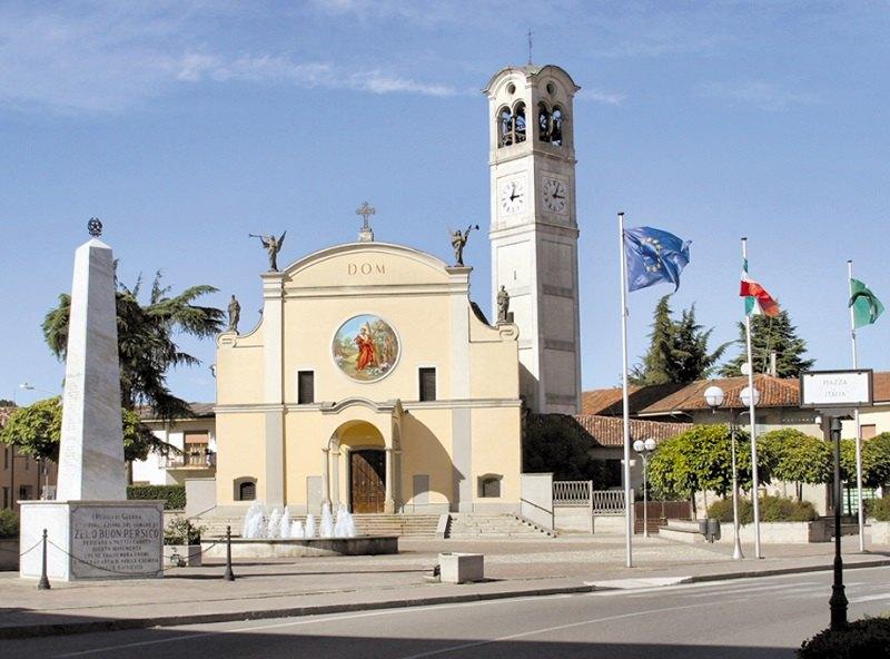 La parrocchia di Zelo Buon persico