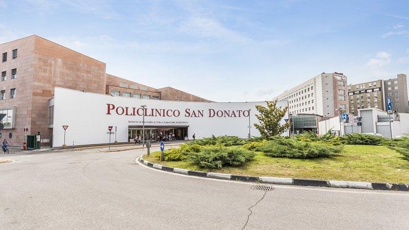 Il Policlinico di San Donato Milanese