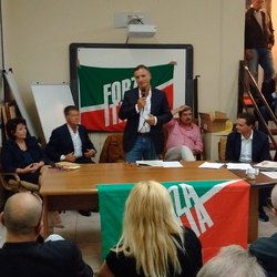 I big di Forza Italia