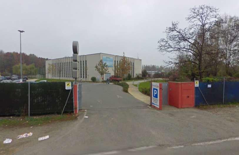 L'impianto sportivo di via Marconi