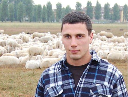 Giuseppe, 24 anni, pastore