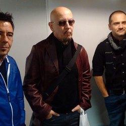 Davide Brambilla, Enrico Ruggeri, Alessandro Cignoli