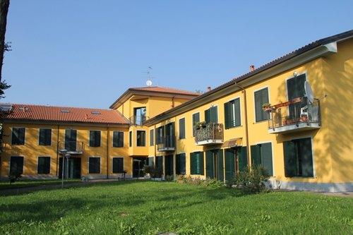 La residenza Le Robinie in via Roma