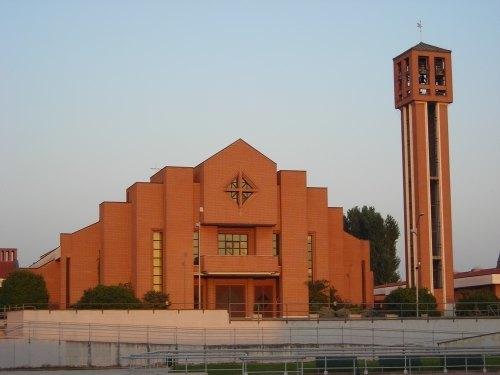 La Chiesa della Sacra Famiglia di Bettola