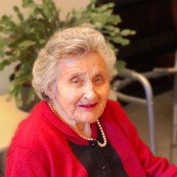Ernestina Vignati centenaria