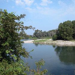 Il fiume Adda