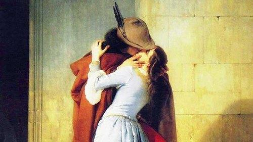 Il famoso Bacio di Hayez