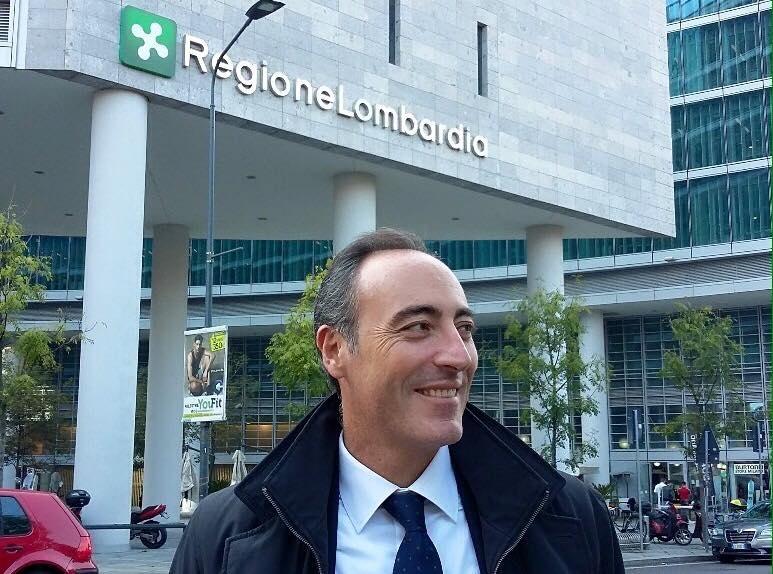 Giulio Gallera, Assessore al Welfare Regione Lombardia