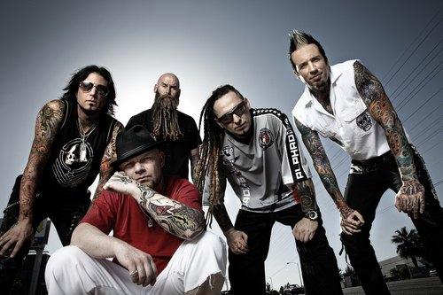 Il gruppo metal