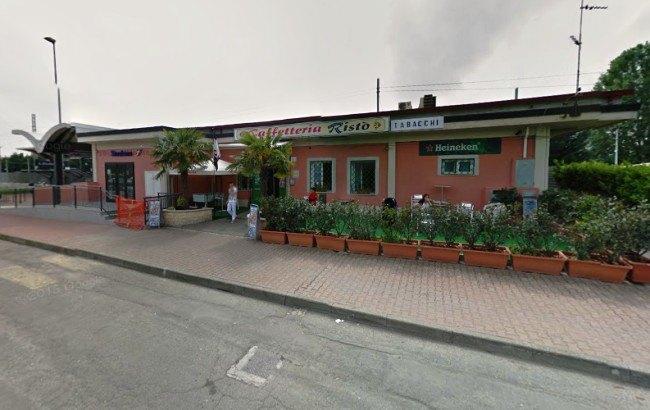 Il bar della stazione a San Giuliano