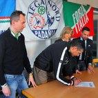 La firma di Leonardo Grosso