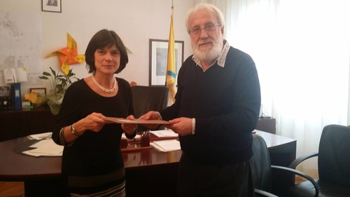 L'Associazione Residenti San Bovio incontra il Commissario