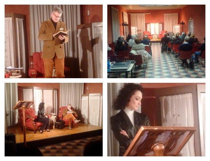 Momenti della rappresentazione teatrale