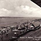 Foto degli anni '50 scattata dalle tribune che ci sono tuttora