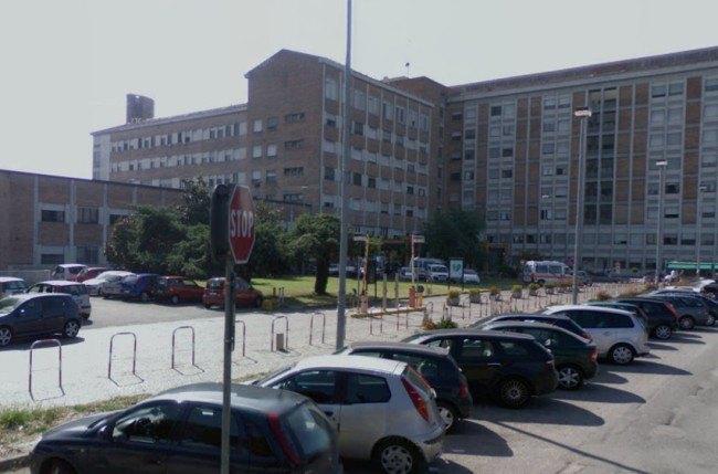 L'ospedale Predabissi di Vizzolo, il nosocomio principale dell'Ao di Melegnano