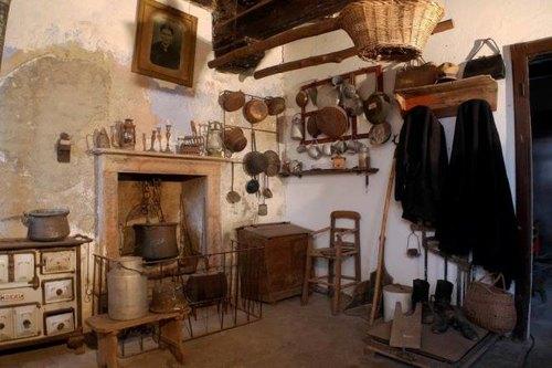 Uno scorcio del Museo di Civiltà Contadina Luisa Carminati