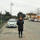 Paola Saraceno, comandante della Polizia Locale