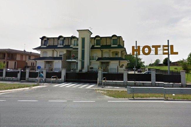 L'hotel di Colturano dove dovrebbero essere ospitati i 50 nuovi profughi