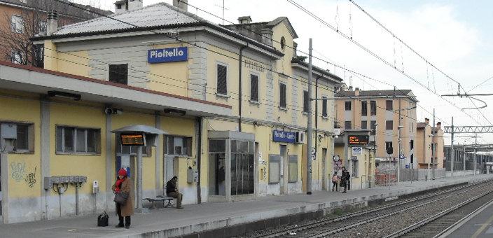 Stazione Fs Pioltello