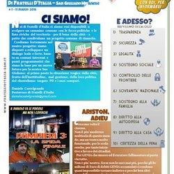 La Gazza di Fratelli d'Italia