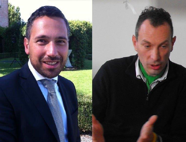 I due responsabili provinciali di FdI e Lega