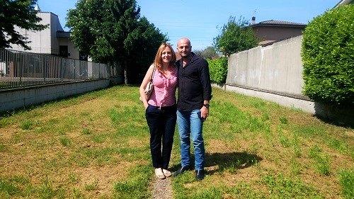 Vera Cocucci ed Ercole Lequoque