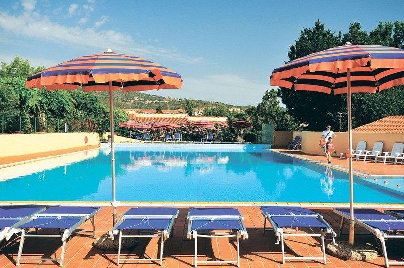 Hotell Eurovillage Budoni