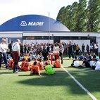 Il Campo Sportivo di Robbiano a Mediglia