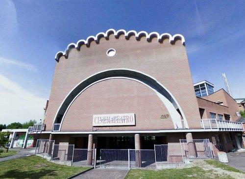 La sede della scuola Civica G. prina