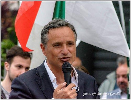 L'Onorevole Luca Squeri