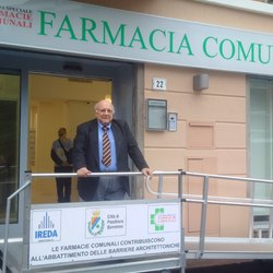 Il Presidente del CDA Marco Galeone