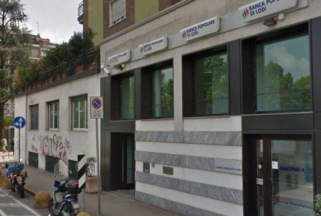 La sede BPL di San Donato