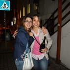 Caterina Molinari insieme a Chiara Gatti