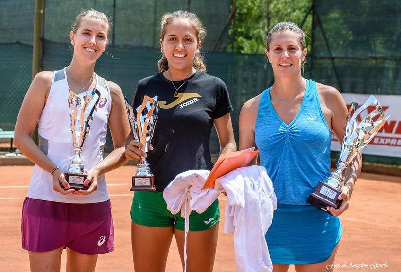 Le tre finaliste (Credits Angelino Gentile)