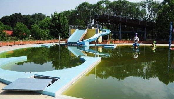 L'Acquapark di Pantigliate (foto Corriere)