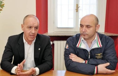 Da sx: Paolo Bianchi e Gianni Fabiano