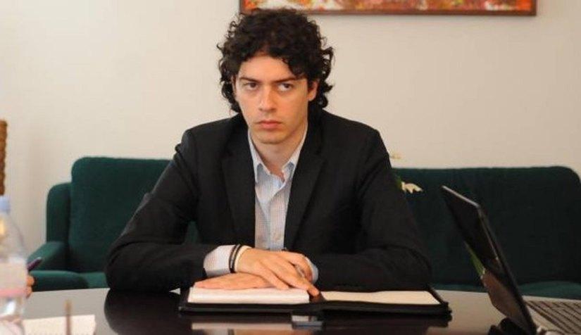 L'ex Sindaco Luca Zambon