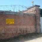 Il muro di cinta