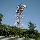 Il traliccio per le telecomunicazioni