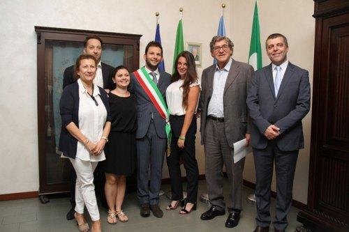 La nuova Giunta di San Giuliano