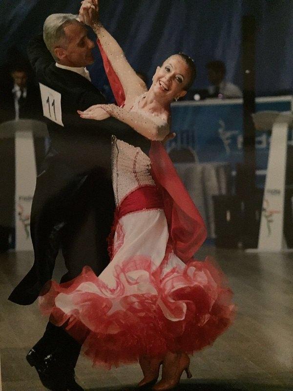 Lorenzo Patti e Marina Mastropaolo