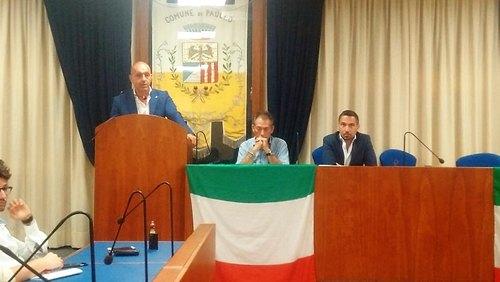 Da sinistra: Paolo Bianchi, Claudio Veneziano e Franco Lucente