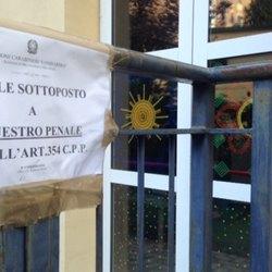 L'asilo chiuso dai carabinieri